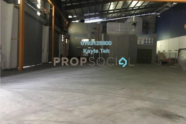 For Rent Factory at Nouvelle Industrial Park, Kota Damansara Freehold Unfurnished 0R/0B 42k