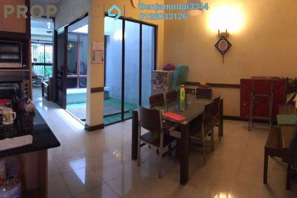 For Sale Terrace at Safa, Desa ParkCity Freehold Semi Furnished 4R/3B 1.82m