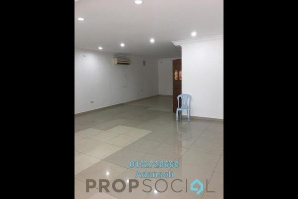 For Sale Terrace at Taman Sri Bintang, Kepong Freehold Semi Furnished 4R/3B 800k