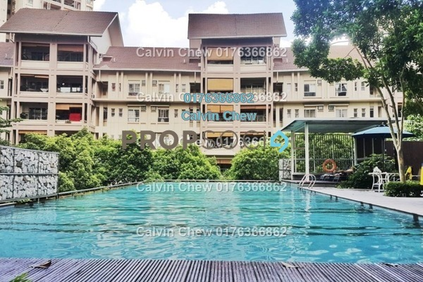For Sale Condominium at Seri Maya, Setiawangsa Freehold Unfurnished 3R/0B 535k