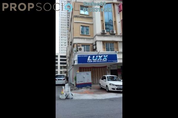 For Sale Office at Medan Putra Business Centre, Bandar Menjalara Freehold Unfurnished 0R/0B 175k