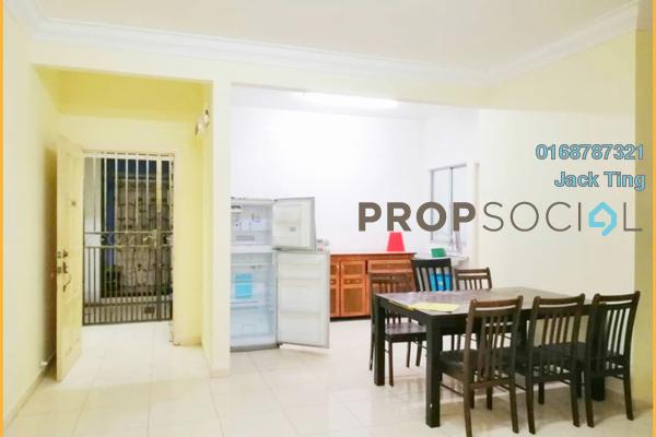 For Rent Condominium at Platinum Hill PV6, Setapak Freehold Semi Furnished 4R/2B 1.4k