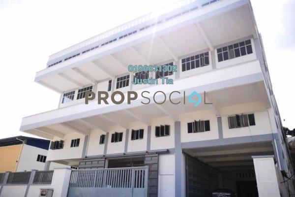 For Rent Factory at Kampung Baru Subang, Shah Alam Freehold Semi Furnished 0R/0B 44k