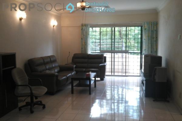 For Sale Condominium at Idaman Putera, Setapak Freehold Fully Furnished 4R/3B 410k