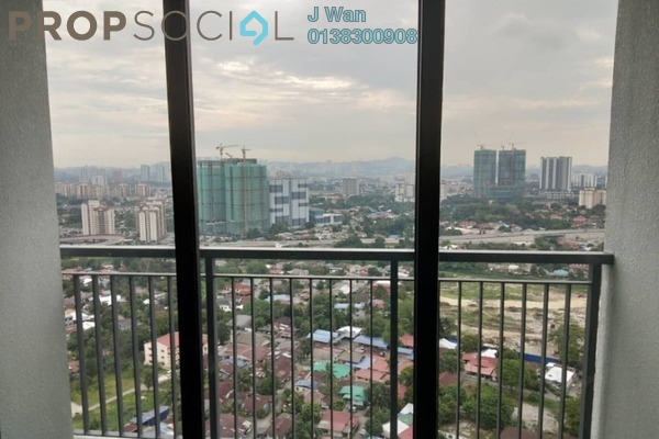 For Rent Serviced Residence at KL Traders Square, Kuala Lumpur Freehold Semi Furnished 3R/2B 1.3k