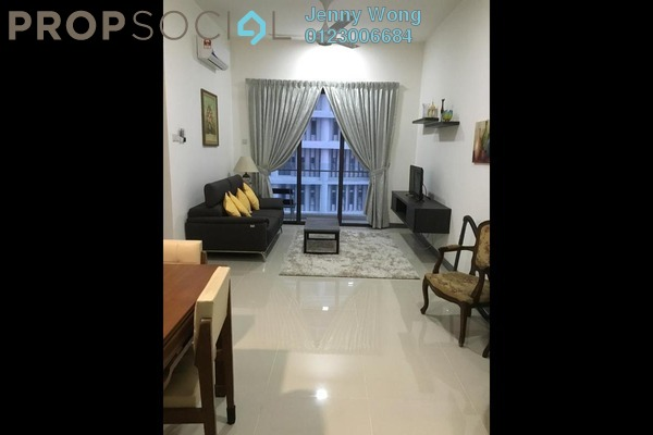 For Rent Serviced Residence at South View, Bangsar South Freehold Fully Furnished 3R/2B 4k