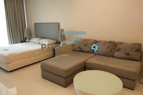 For Rent Serviced Residence at Chelsea, Sri Hartamas Freehold Fully Furnished 0R/1B 1.7k