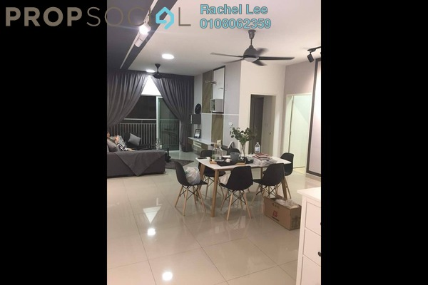 For Rent Condominium at The Holmes, Bandar Tun Razak Freehold Fully Furnished 2R/2B 2.5k