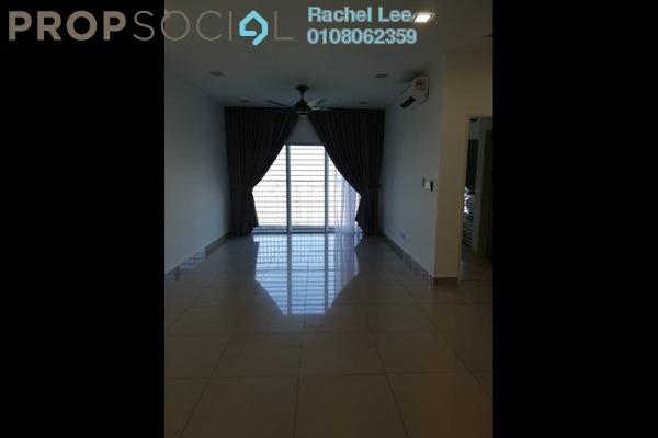 For Rent Condominium at The Holmes, Bandar Tun Razak Freehold Semi Furnished 3R/2B 1.7k