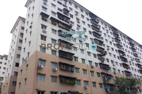 For Rent Apartment at Desa Satu, Kepong Freehold Unfurnished 3R/2B 550translationmissing:en.pricing.unit