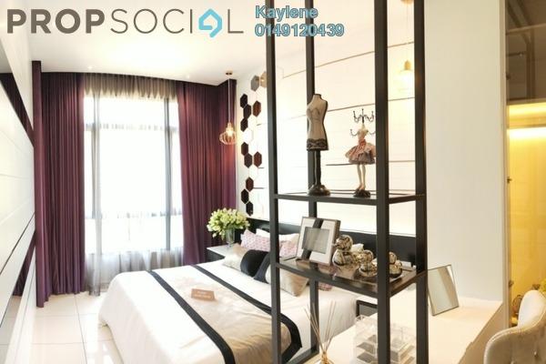 For Sale Condominium at Alstonia Residence, Bandar Sungai Long Freehold Unfurnished 3R/2B 706k