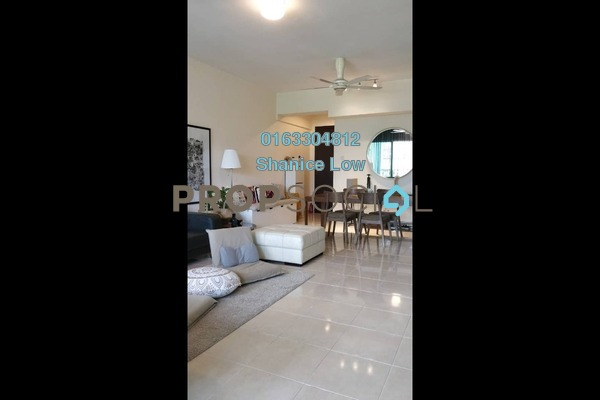 For Rent Condominium at Riana Green East, Wangsa Maju Freehold Semi Furnished 3R/3B 3.3k