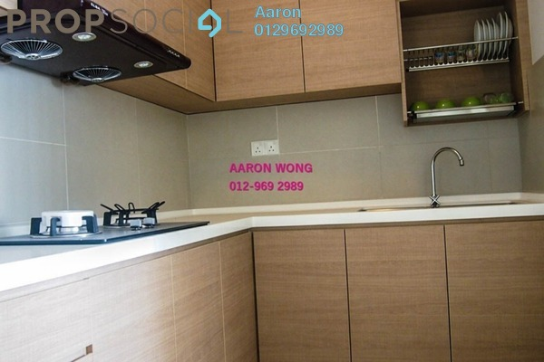 For Rent Condominium at LaCosta, Bandar Sunway Freehold Fully Furnished 2R/2B 3.55k