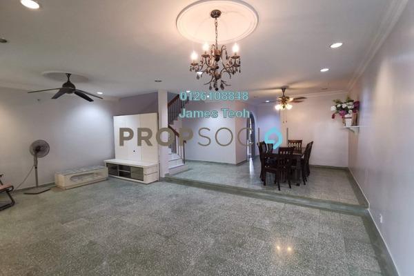 For Sale Terrace at Taman Selatan, Klang Freehold Semi Furnished 5R/3B 570k