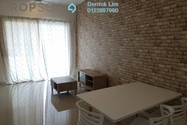 For Sale Condominium at Desa Green Serviced Apartment, Taman Desa Freehold Semi Furnished 3R/2B 600k