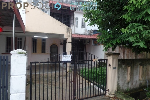 For Sale Terrace at Taman Skudai Baru, Skudai Freehold Unfurnished 4R/3B 410k