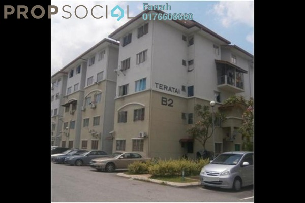 For Sale Apartment at Taman Sutera, Kajang Freehold Unfurnished 0R/0B 200k