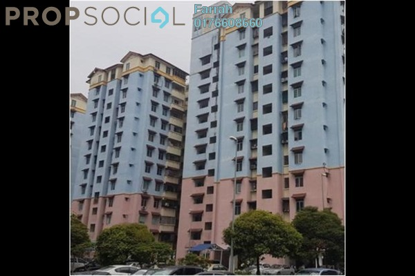 For Sale Apartment at Taman Cheras Utama, Cheras South Leasehold Unfurnished 0R/0B 230k