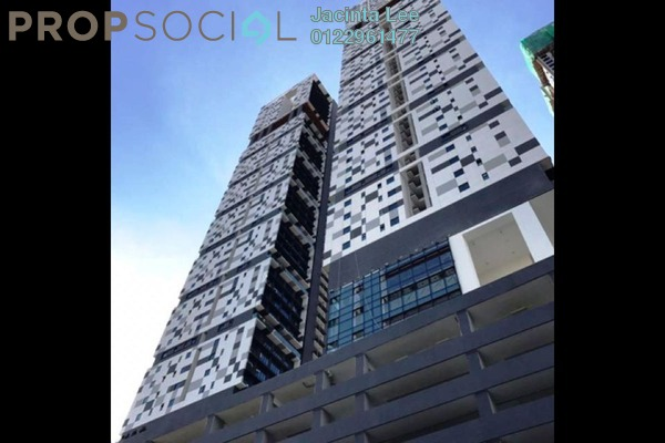 For Sale Condominium at Setia Sky 88, Johor Bahru Freehold Semi Furnished 2R/2B 555k