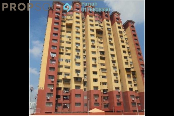 For Sale Condominium at Winner Heights, Desa Petaling Freehold Unfurnished 0R/0B 265k