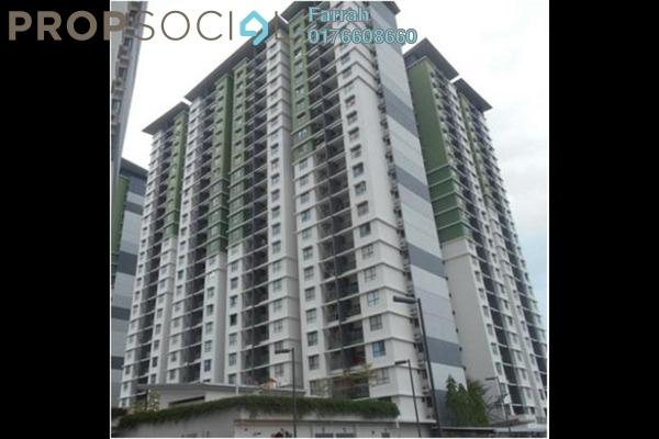 For Sale Condominium at Ivory Residence, Kajang Freehold Unfurnished 0R/0B 350k