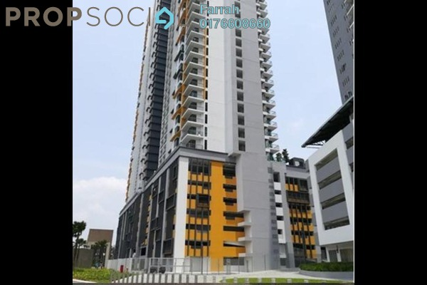 For Sale Condominium at Parkhill Residence, Bukit Jalil Freehold Unfurnished 0R/0B 550k