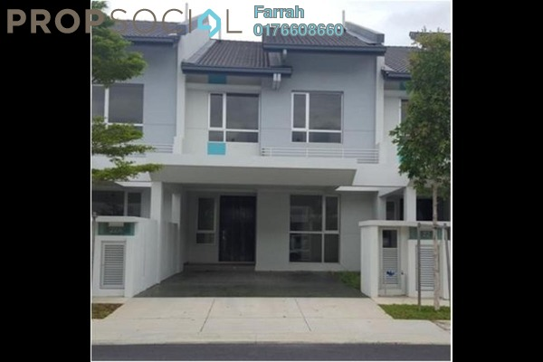 For Sale Terrace at Aman 1, Tropicana Aman Leasehold Unfurnished 0R/0B 745k