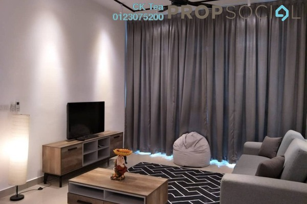 For Rent Serviced Residence at Conezión, IOI Resort City Freehold Fully Furnished 3R/2B 2.5k
