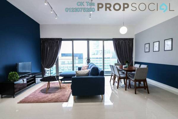 For Sale Condominium at Reflection Residences, Mutiara Damansara Freehold Fully Furnished 3R/4B 1.6m