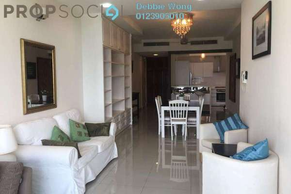 For Rent Condominium at Solaris Dutamas, Dutamas Freehold Fully Furnished 3R/2B 5.5k