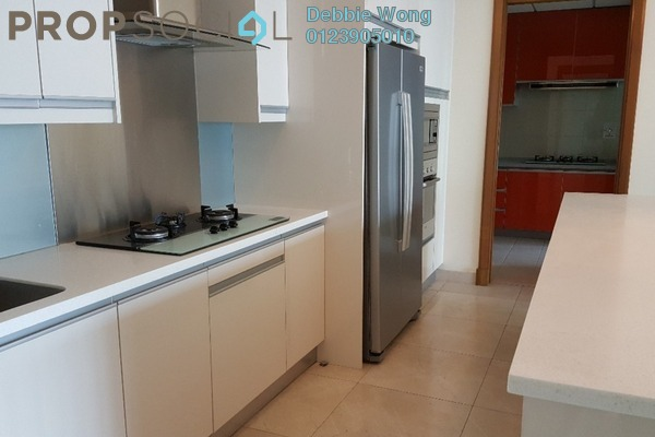 For Rent Condominium at 10 Mont Kiara, Mont Kiara Freehold Semi Furnished 4R/5B 12k