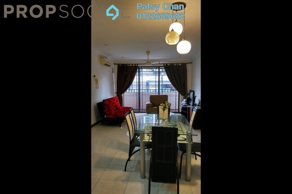 For Rent Condominium at Casa Tropicana, Tropicana Freehold Fully Furnished 2R/2B 1.8k