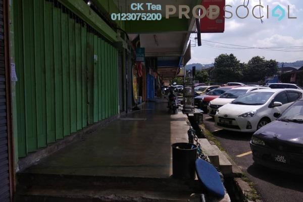 For Sale Shop at Taman Sri Watan, Ampang Freehold Fully Furnished 0R/1B 1m
