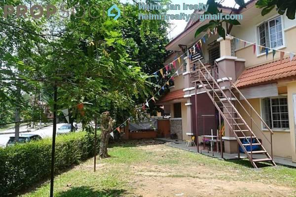 For Sale Terrace at Precinct 9, Putrajaya Freehold Semi Furnished 4R/4B 930k