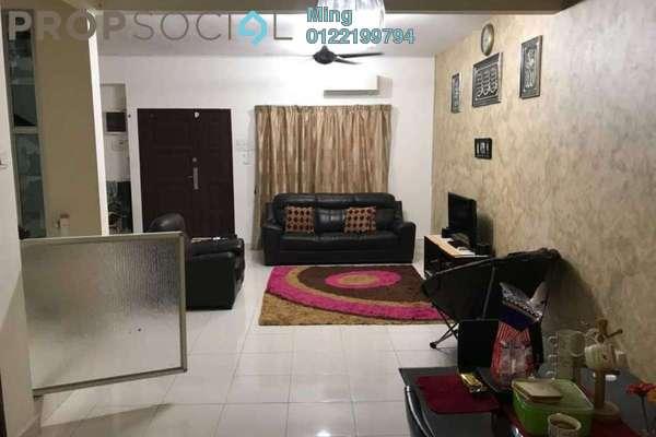 For Sale Terrace at Saujana Rawang, Rawang Leasehold Fully Furnished 4R/3B 480k