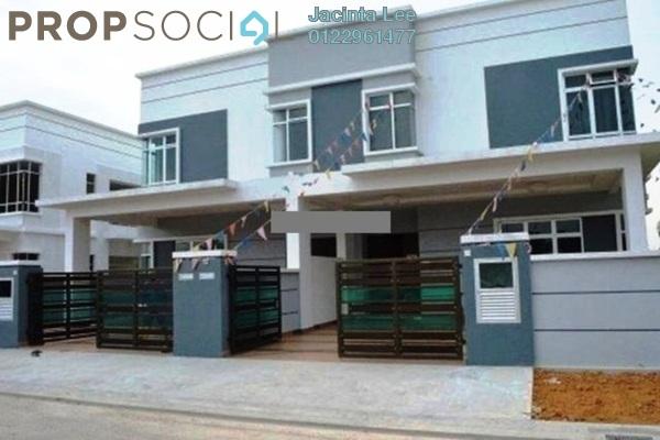 For Sale Semi-Detached at Taman Bukit Indah, Bukit Indah Freehold Semi Furnished 5R/5B 802k