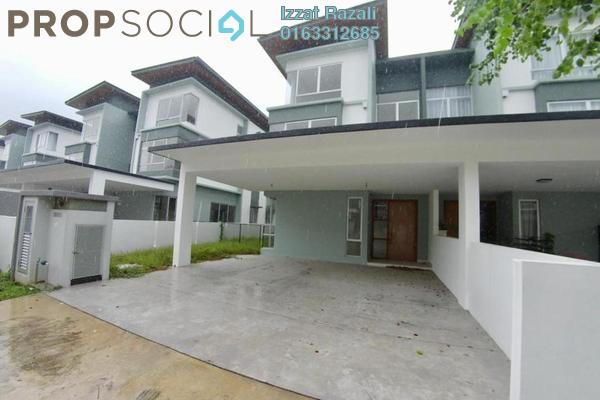 For Sale Semi-Detached at Parkfield Residences @ Tropicana Heights, Kajang Freehold Semi Furnished 6R/5B 1.25m
