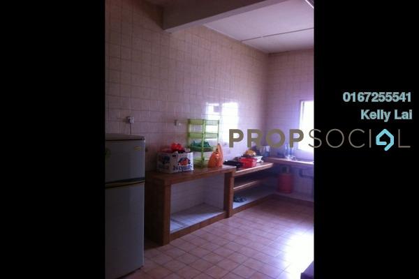 For Sale Terrace at Kepong Baru, Kepong Freehold Semi Furnished 3R/2B 570k