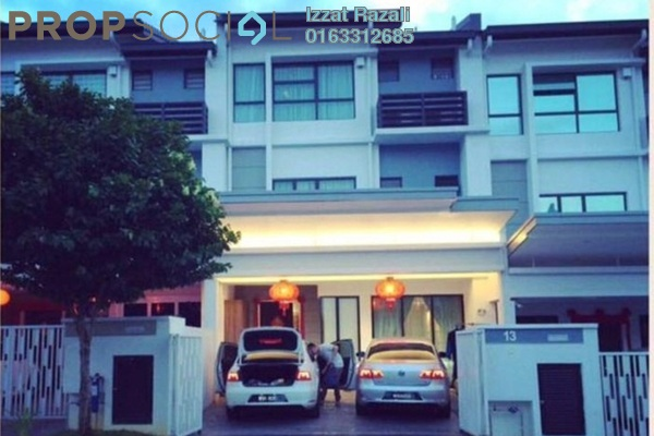 For Sale Superlink at Tropicana Cheras, Kajang Freehold Semi Furnished 5R/5B 1.08m