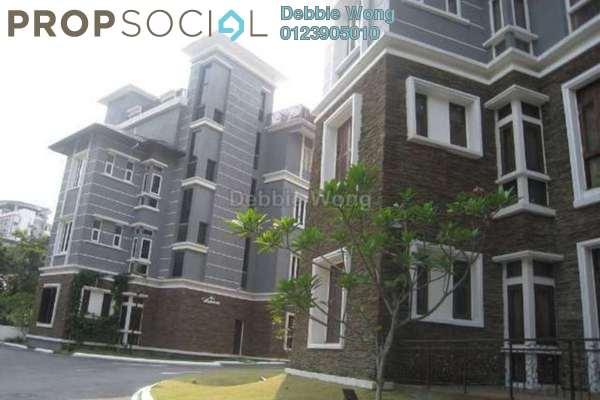 For Rent Condominium at Cinta, Ampang Hilir Leasehold Semi Furnished 4R/6B 12.5k