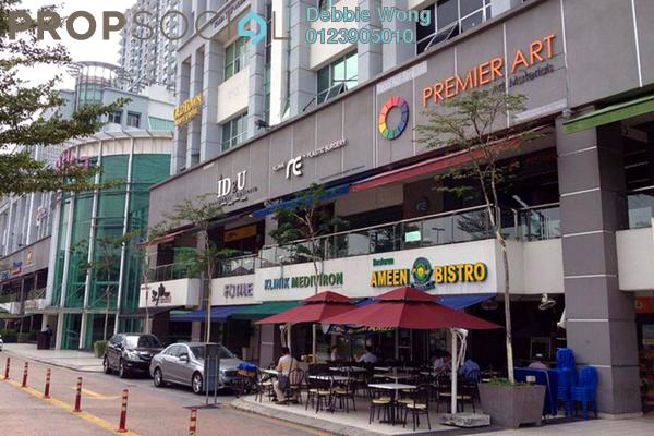 For Rent Shop at Solaris Dutamas, Dutamas Freehold Unfurnished 0R/0B 11k