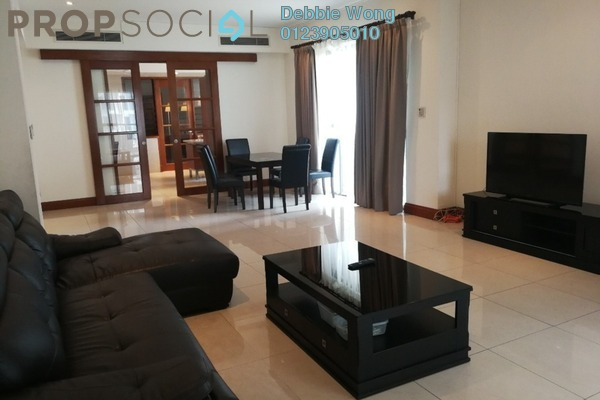 For Rent Condominium at Mont Kiara Damai, Mont Kiara Freehold Fully Furnished 4R/4B 8k
