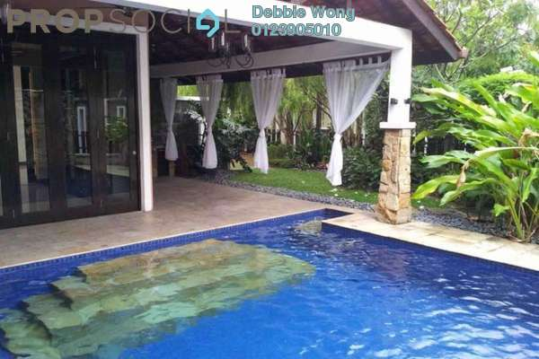 For Rent Semi-Detached at Duta Nusantara, Dutamas Freehold Semi Furnished 5R/5B 20k