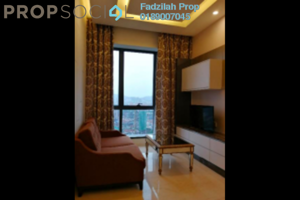 For Rent Condominium at Dorsett Residences, Bukit Bintang Freehold Fully Furnished 2R/2B 5.4k