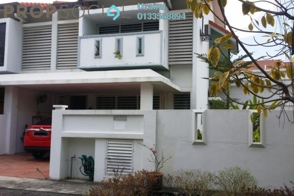 For Sale Terrace at Bandar Puncak Alam, Kuala Selangor Freehold Semi Furnished 5R/4B 850k