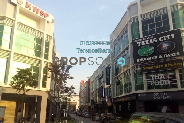 For Rent Shop at Bandar Baru Sri Petaling, Sri Petaling Freehold Semi Furnished 1R/1B 6k