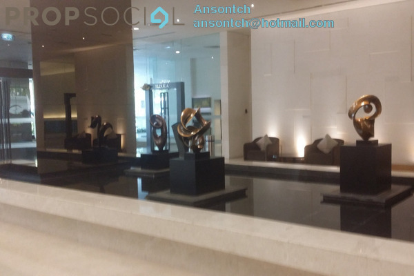 For Sale Condominium at The Pearl, KLCC Freehold Semi Furnished 3R/3B 2.8m