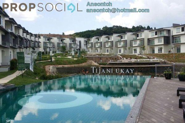 For Sale Condominium at Tijani Ukay, Ukay Freehold Semi Furnished 4R/4B 2.3m