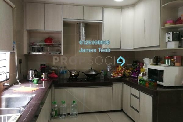 For Sale Terrace at Setia Impian, Setia Alam Freehold Semi Furnished 4R/3B 900k