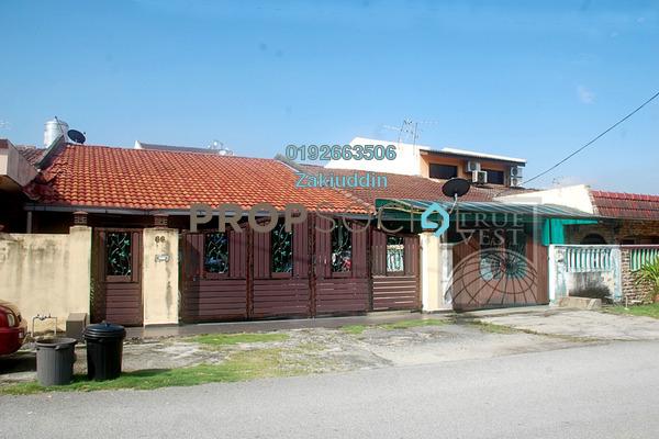 For Sale Terrace at Taman Maju Jaya, Pandan Indah Leasehold Semi Furnished 3R/2B 550k